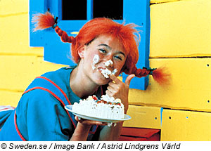 Astrid Lindgrens Värld in Vimmerby, Smaland